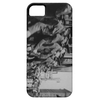 Vintage Soldiers Marching iPhone 5 Case-Mate