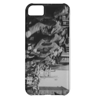 Vintage Soldiers Marching iPhone 5 Case-Mate iPhone 5C Cover