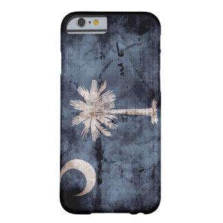Vintage South Carolina Flag iPhone 6 case
