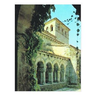 Vintage Spain, Santillana del Mar, Santander Postcard
