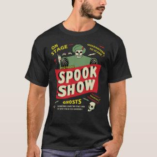 Vintage Spook Show Poster Dark T-Shirt