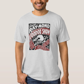 Vintage Spook Show - Raymond Voodoo Show Shirt