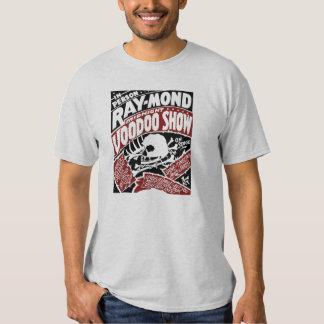 Vintage Spook Show - Raymond Voodoo Show Shirt