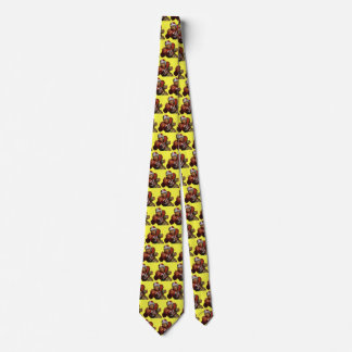 Vintage Sports Athlete Football Player Runningback Tie