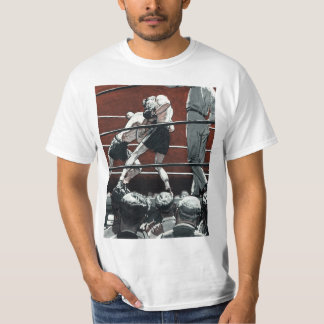 Vintage Sports Boxing, Boxers in the Ring T-shirt