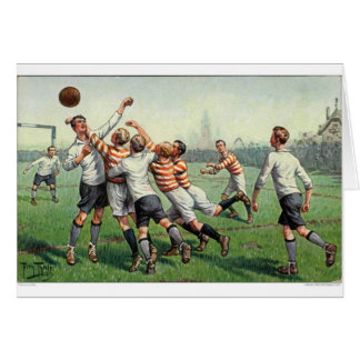 Vintage Sports Play, Card