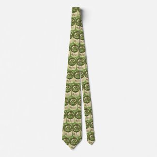 Vintage St. Patrick's Day Greetings, Clover Lassy Tie