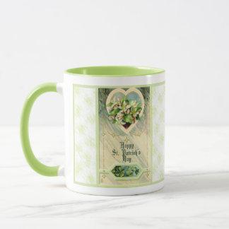 Vintage St. Patrick's Day Mug