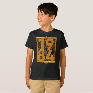 Vintage Steampunk birthday shirt 1984