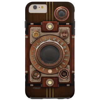 Vintage Steampunk Camera No.1B Tough iPhone 6 Plus Case