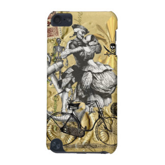 Vintage steampunk pirate iPod touch (5th generation) cases