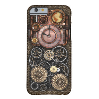Vintage Steampunk Timepiece Redux iPhone 6/6S Case