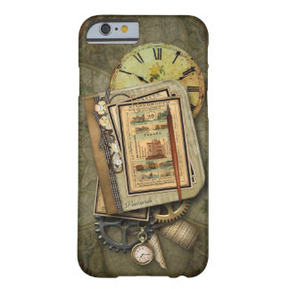 Vintage Steampunk Travel iPhone 6 case
