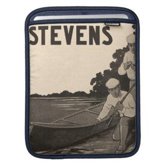 Vintage Stevens Firearms Rifle Apple iPad Sleeve