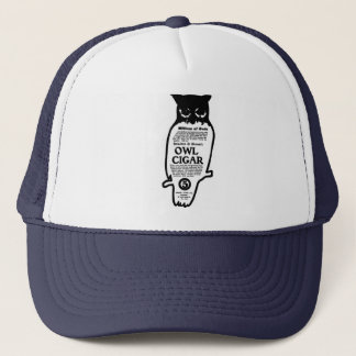 Vintage Straiton Storm Owl Cigars Hat