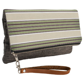 Vintage-Stripe's-Nantucket_Memories(c)Multi-Colors Clutch