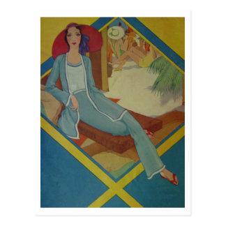 Vintage Style 1931 Postcard