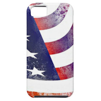 Vintage Style American Flag iPhone 5 Covers
