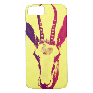 Vintage style antelope iphone 7 case
