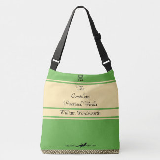 Vintage Style Apple Green Customizable Bag