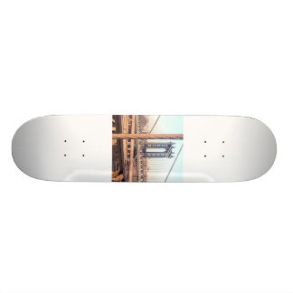 vintage style, Brooklyn Bridge Skate Board Decks