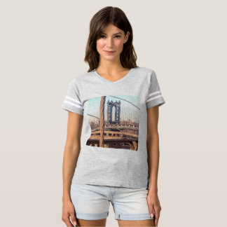 vintage style, Brooklyn Bridge T-shirt