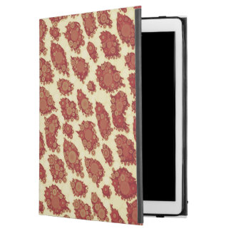 Vintage Style Cheetah Abstract
