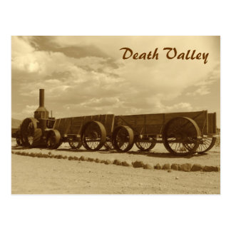 Vintage Style Death Valley Postcard! Postcard