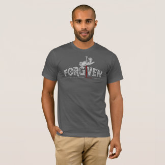 Vintage Style Design - FORGIVEN T-Shirt