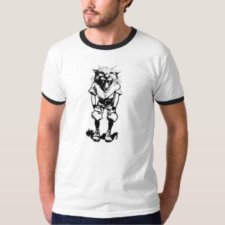 Vintage Style Funny Baseball T-Shirt Fielder