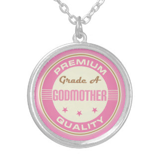 Vintage Style Godmother Mother's Day Logo Jewelry