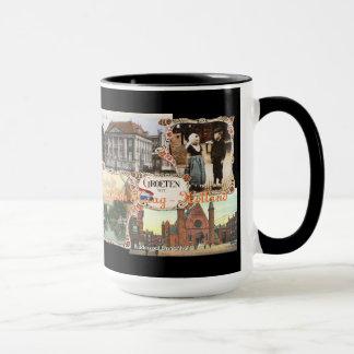 Vintage style Holland Old Den Haag Mug