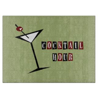 {Vintage Style} Martini Cutting Board