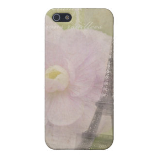 Vintage Style phone case Eiffel Tower in Paris Case For The iPhone 5