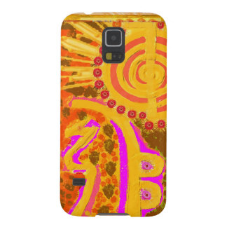 VINTAGE Style: Reiki Chokuray and Sayhaykey Cases For Galaxy S5