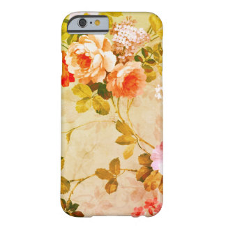 Vintage Style Roses Cell Phone Case