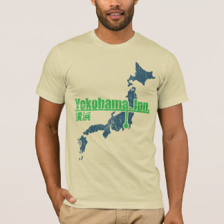Vintage Style Yokohama T-Shirt