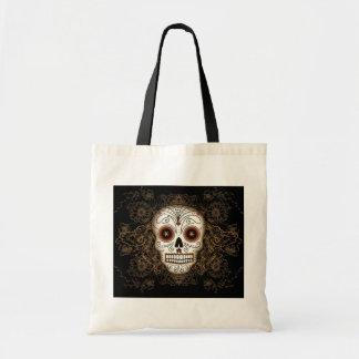 Vintage Sugar Skull Bag