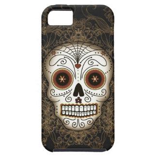 Vintage Sugar Skull iPhone 5 Case