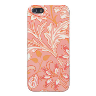 Vintage Summer Flowers Case For iPhone 5/5S