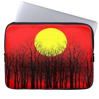 Vintage Sunset 2 Laptop Sleeve