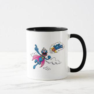 Vintage Super Grover Mug