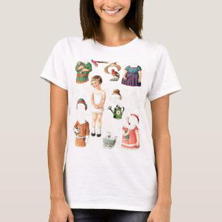VINTAGE SUPREME PAPER DOLLS SWEETIE T-Shirt