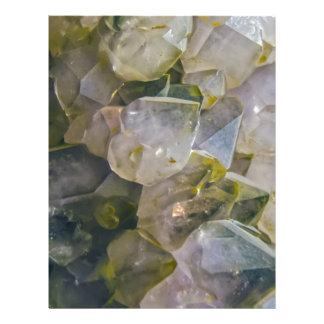 Vintage Swamp Crystals Letterhead