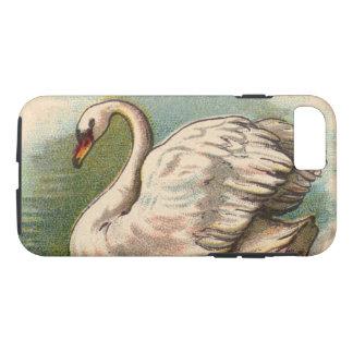 Vintage Swan iPhone 8/7 Case