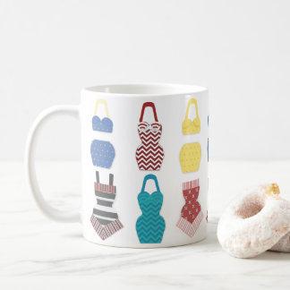 Vintage Swimsuits Coffee Mug