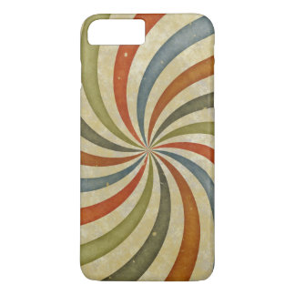 Vintage swirls pattern iPhone 8 plus/7 plus case