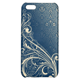 Vintage Swirls Savvy iPhone 5 Case