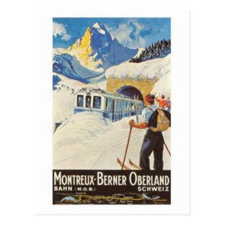Vintage Switzerland - Post Cards