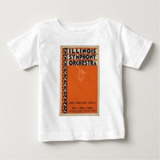 Vintage Symphony Orchestra Baby T-Shirt